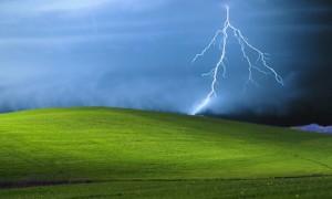 hill lightning