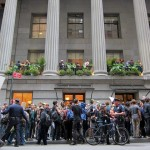 'Occupy Wall Street' Grows to a Global Wall Street Resistance