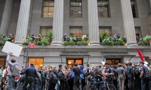 occupy wall street nyse