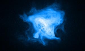 crab pulsar wind