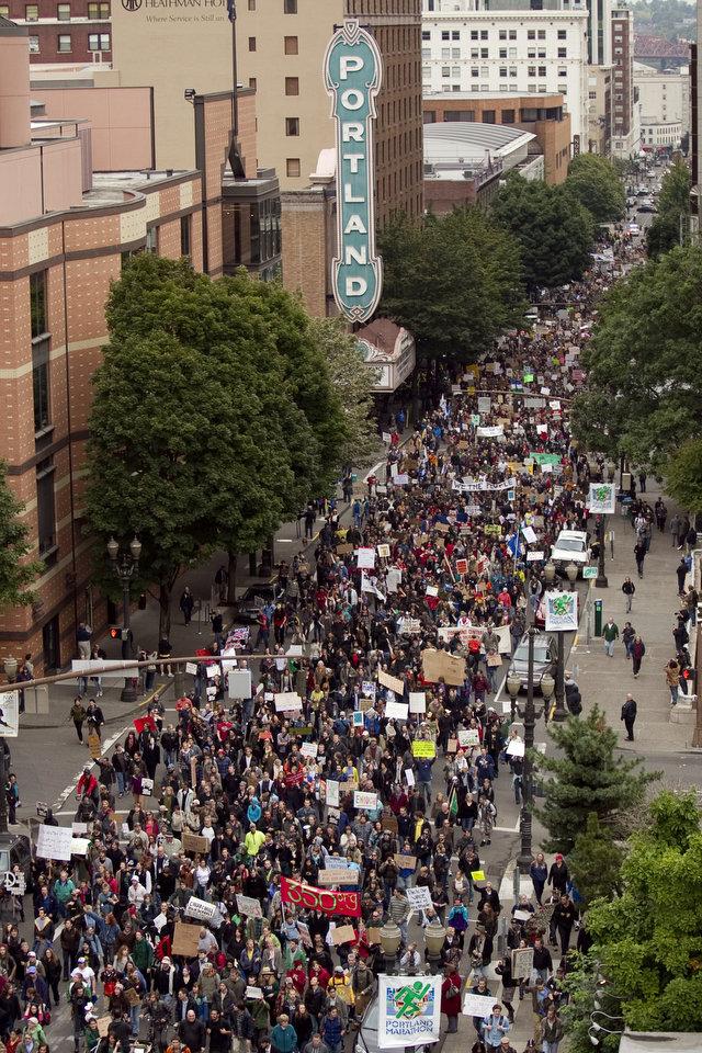Occupy Portland 2