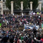 1000's Turnout for Occupy Portland Protests (Pictures)
