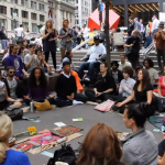 Inside Occupy Wall Street: Putting a Face on the Protests