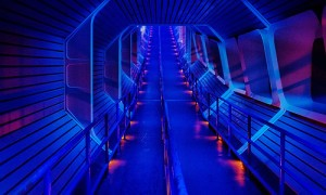 arcturian corridor simulation