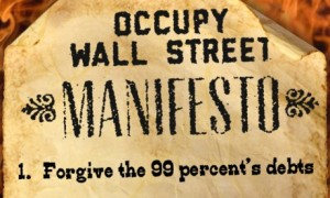 debt forgiveness occupy