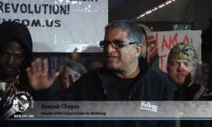 deepak chopra occupy los angeles