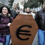 Stocks Drop as ECB Rules Out Eurozone Support