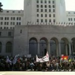 Occupy Los Angeles Vows to Stay Despite Mayor's Deadline