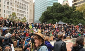 occupy oakland demonstrations