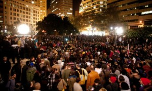 occupy oakland downtown