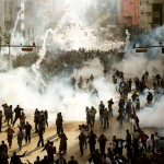 "A ""More Dangerous"" Tear Gas Emerges in Tahrir Square"