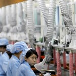 China Factory Unrest Flares as Global Economy Slows