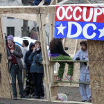 Occupy DC Protesters Take Over K Street
