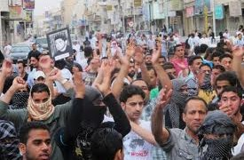 saudi protests