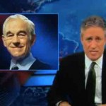 Jon Stewart Exposes Media Bias Against Ron Paul, Who is #1 in Polls
