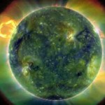 Aisha North: The Sun is Becoming Highly Active Once Again