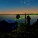 Quantum Teleportation Performed Across a 97km Lake