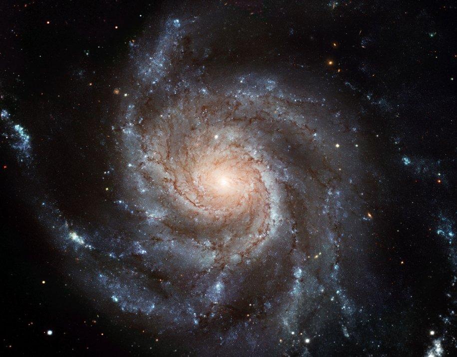 pinwheel galaxy