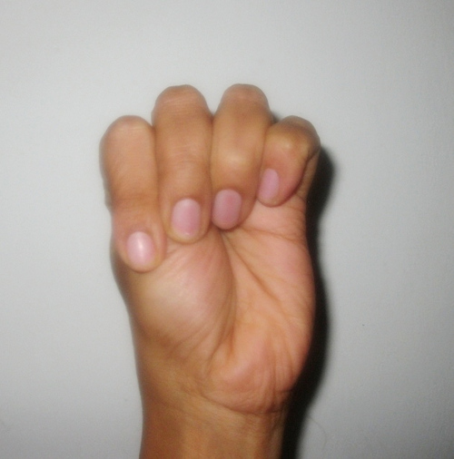 taoist hand gesture 2