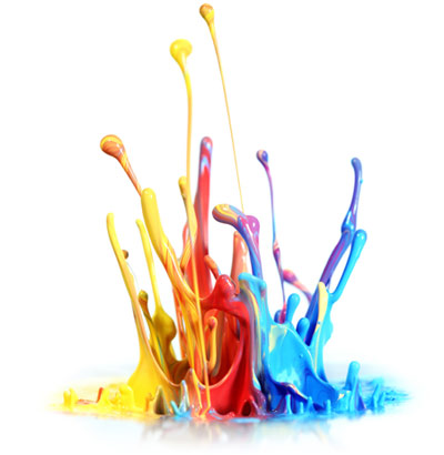 Creativity-paint-splash