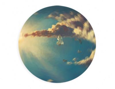 Lucid-Dreaming-Radial-Blur