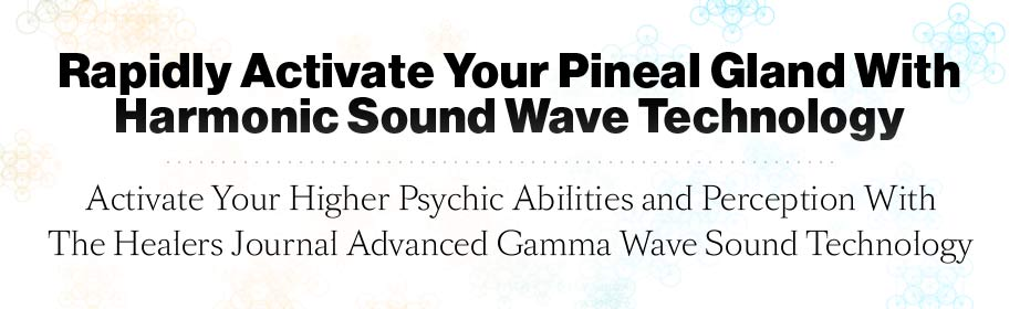 Pineal Gland Activation Using Sound | Gamma Brain Wave State