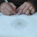 Visionary Artist Mark Golding Makes Incredibly Intricate Mandalas That Evolve Consciousness