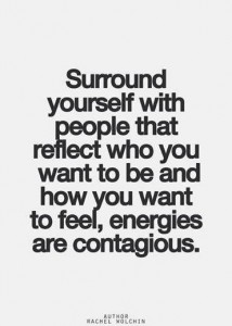 energies of other people