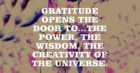 gratitudeuniverse
