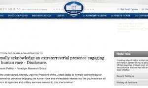white house disclosure