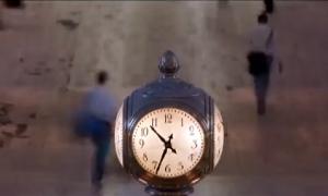 the quickening clock