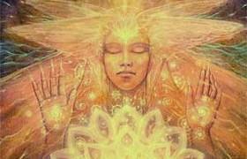 hand lotus gold