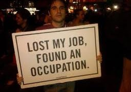 occuptaion wall street