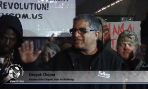 deepak chopra occupy los angeles
