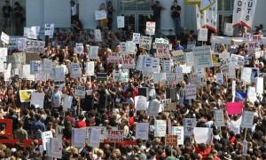 berkley protests