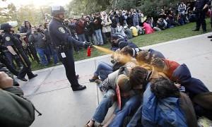 police brutality uc davis