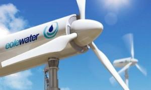 eole wind water turbine
