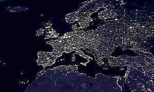 europe-at-night small