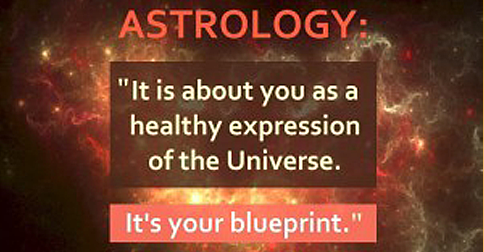 astrology healthy expression