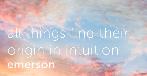 intuitionemerson